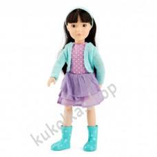 Куколка ЛУНА В ОСЕННЕМ НАРЯДЕ (Kruselings), 23 см