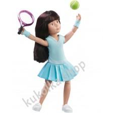 Куколка ЛУНА-ТЕННИСИСТКА (Kruselings), 23 см