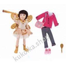 Куколка ЛУНА НАБОР ДЕЛЮКС (Kruselings), 23 см
