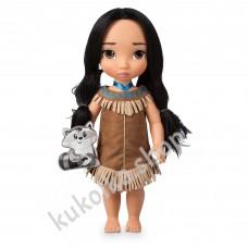 Куколка ПОКАХОНТАС, 40 см