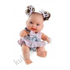 Куколка-пупс в одежде, девочка, Берта, 22 см