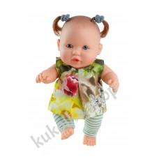 Куколка-пупс в одежде, девочка, Грета, 22 см