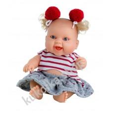 Куколка-пупс в одежде, девочка, Лусиа, 22 см
