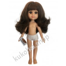 Куколка My Girl Брюнетка, 35 см