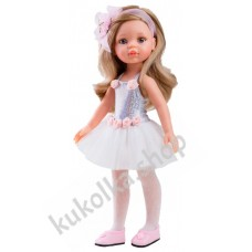 Куколка КАРЛА-БАЛЕРИНА, 34 см