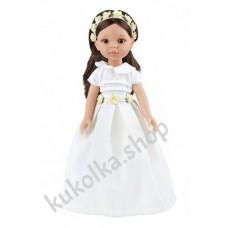 Куколка КЭРОЛ ПЕРВОЕ ПРИЧАСТИЕ, 32 см