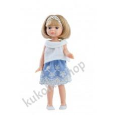 Куколка МАРТИНА, 21 см