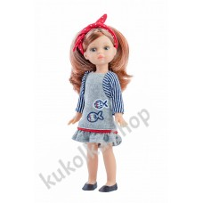 Куколка ПАОЛА, 21 см