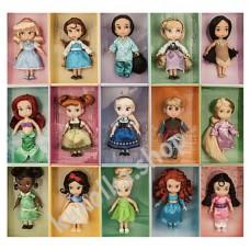 Игрушки от Авроры из коллекции мини-кукол Disney animators