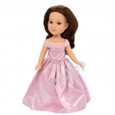 Куколка Арина шатенка, 32 см