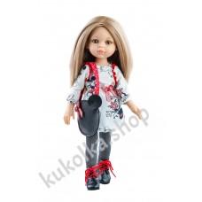 Куколка Карла в платье, 32 см