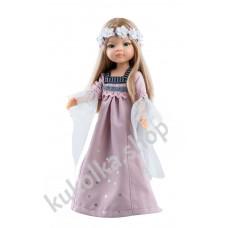 Куколка Маника в длинном платье, 32 см