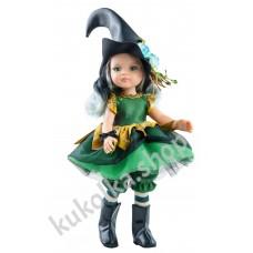 Куколка Ведьмочка, 32 см