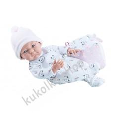 Куколка Бэби с мягким кубиком, девочка, 36 см