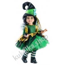 Куколка Ведьмочка, шарнирная, 60 см