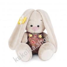 Зайка Ми Baby в песочнике Зайка Ми мягкая игрушка Budi Basa, 15 см (малыш)