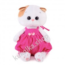 Кошечка Ли-Ли Baby в песочнике мягкая игрушка Budi Basa, 20 см