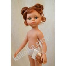 Куколка КРИСТИ С 2 БУКЛЯМИ БЕЗ ЧЕЛКИ, 34 см