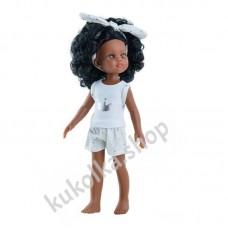 Куколка НОРА В ПИЖАМКЕ, 34 см