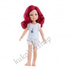 Куколка ДАША В ПИЖАМКЕ, 34 см
