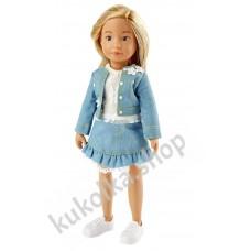 Куколка ВЕРА В ВЕСЕННЕМ КОСТЮМЕ (Kruselings), 23 см